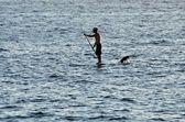 Surfboarder — Stock Photo