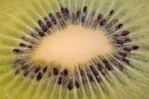 Green kiwi fruit — Stock Photo