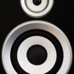 Audio speaker — Stock Photo #12429260