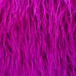 Purple fur — Stock Photo