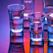 Shot glasses — Stock Photo