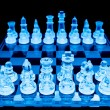 Chess pieces — Stock Photo #18235675