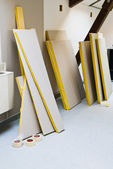 Construction materials — Stock Photo