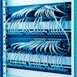 Stock Photo: Network switches