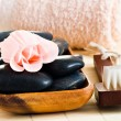 Spa products — Foto Stock