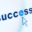 Word success — Stock Photo #23156114