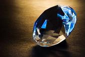 Big diamond — Stock Photo