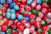 Traditional Easter eggs — Stock Photo