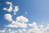 Sky in perspective — Fotografia Stock