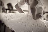 Jonge balletdanser — Stockfoto