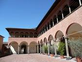 House of Saint Catherine in Siena — Stock Photo