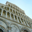 Duomo (cathedral) in Pisa — Stock Photo
