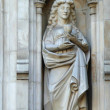Statue of Mercy — Stock Photo