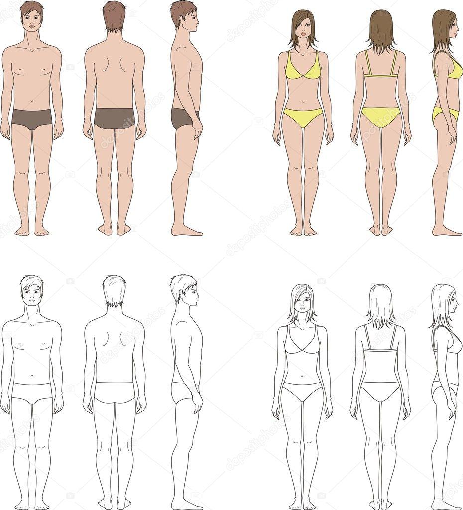 Draw Fashion Figures Online