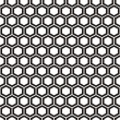 Vector de stock : Honeycombs