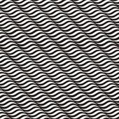 Black-and-white pattern — Cтоковый вектор