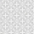 Decorative pattern — Stock vektor