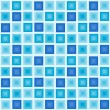 Square pattern — Stock Vector