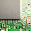 Foto Stock: Computer circuit board