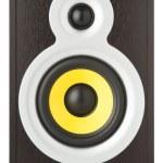 Modern audio speaker — Stock Photo