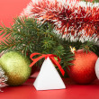 Christmas background. — Stock Photo #15600417