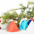 Christmas background. — Stock Photo #15600433