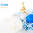 Christmas background. — Stock Photo #15628199