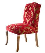 Красный стул — Стоковое фото