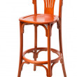 Chair for a bar — Stock Photo