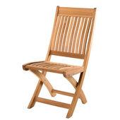 Dřevěná židle — Stock fotografie