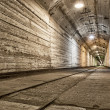 Underground bunker from cold war — Stock Photo #25218129