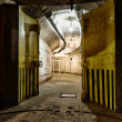 Underground bunker from cold war — Stock Photo #25218591