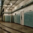 Underground bunker from cold war — Stock Photo #25218761
