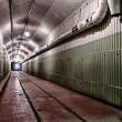 Underground bunker from cold war — Stock Photo #25218823