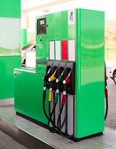 Gasoline pump — Foto Stock