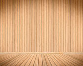 Wooden background room — Stock Photo