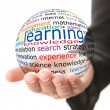 Stock Photo: Concept of learning