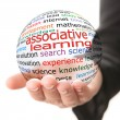 Concept of associative learning — Stock Photo