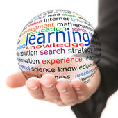 Concept of learning — Stock Photo
