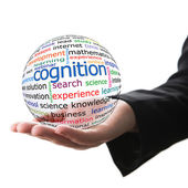 Concept of cognition — Stock Photo