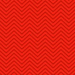Red seamless zigzag geometric pattern — Stock Vector #49715663