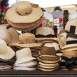 Hats for sale — Foto de Stock