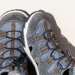 Shoes tracking — Stock Photo #17157461