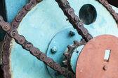 Cogwheel of old Industry — Stock Photo