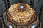 Fresco of Cathedral, Florence — Stock Photo
