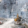 Granite quarry — Stock Photo