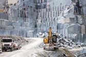 Granite quarry — Stock Photo