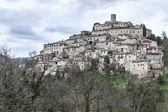 Labro, staré a tradiční italské vesnice — Stock fotografie
