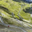 Stock Photo: Stelvio pass
