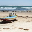 Stock Photo: Jangadon beach